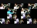 【ニコニコ動画】【MH4・旅立ちの風】 全部トロンボーンで演奏してみたを解析してみた
