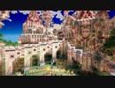 【Minecraft】断崖絶壁の村を城塞都市にする 【OP集】