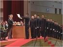 【精鋭JSDF】平成25年度 防衛大学校本科研究科学生卒業式典[桜H26/3/25]