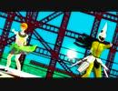 【MMDペルソナ】 里中千枝とトモエで演舞 【P4】
