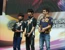 世界フィギュア2014スモールメダルセレモ