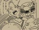 【スマブラ3DS/WiiU】AviUtlで漫画その6【四天王編&ネスリュカ劇場】