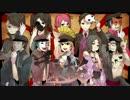 【ニコニコ動画】【ベース】 十本桜 【10人】を解析してみた