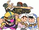 【スマブラ3DS/WiiU】AviUtlでスマブラ漫画その7【リストラ選抜編】