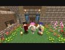 【Minecraft】働かざる者、聖人になるべからず 14後編【縛り実況】