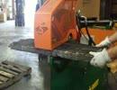 Sweed Machineryのアリゲーターシヤーを紹介する動画3