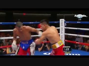 ボクシング クエジャルvsリコ・...