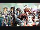 【艦これ】妙高・那智・羽黒&球磨・多摩 追加ボイス集 (5/9アップデート) thumbnail