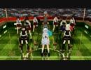 【MMD艦これ】ハイファイレイヴァーを4-3-3で踊る【ブラスターB艦隊】