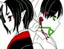 第96位:【手描き】白/鬼で遭/難【腐向け】 thumbnail