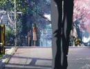 秒速5センチメートル【青いベンチ】修正版【MAD】