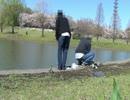 【ニコニコ動画】ヘタレ生産者の食料調達 【鯉を食らう!編】 part1を解析してみた