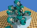 【ニコニコ動画】物理エンジンでぬいぐるみを作ってみたを解析してみた