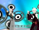 【UTAU MMD】GLIDE【霧音シン&印音神楽】