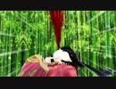 【ニコニコ動画】【MMDドラマフェスティバルⅢ】東方プロレスリング中継 妹紅VS輝夜 前編を解析してみた
