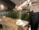 【ニコニコ動画】信じられない高さから注がれる「珈琲貴族エジンバラ」のカフェ・オーレを解析してみた
