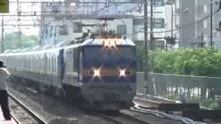 【新世代】JR北海道733系3000番台甲種輸送(20140530)【空港快速】