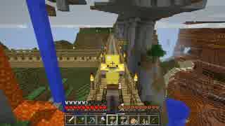 【Minecraft】 方向音痴のマインクラフト Season5 Part25 【ゆっくり実況】