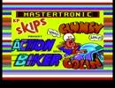 [C64音源] Action Biker