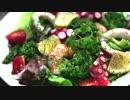 【ニコニコ動画】シーフード・サラダと海老のスープ♪を解析してみた