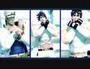 【MMD】ジョナサン+ジョセフ+承太郎で虎視眈々【ジョジョ】 thumbnail