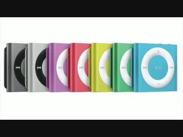 iPod shuffle (第4世代)