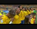 【ニコニコ動画】2014 サッカーワールドカップ ブラジルvsメキシコ ロングハイライトを解析してみた