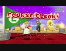 スーパーマリオ 3Dワールドを4人で協力プレイ出来ると思ったか!? Part3