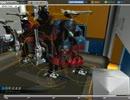 robocraftで繰り広げられるベルサーシーマの内乱、共闘他ストームコーザー