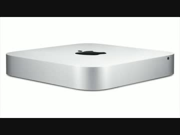 Mac mini(Late 2012)