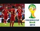 【D.Silva】vs Chile 0618【2014 FIFA World Cup Brazil】