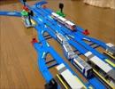 【プラレール】名古屋鉄道犬山駅を再現してみた