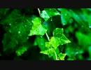 【ニコニコ動画】【自然音】雨の日の縁側【作業用BGM】を解析してみた