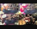 【ニコニコ動画】X JAPANのART OF LIFEを1人でやってみたを解析してみた