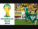 【James.R】vs Cote d'Ivoire 0619【2014 FIFA World Cup Brazil】