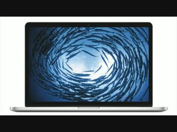 MacBook Pro Retinaディスプレイモデル (Early 2013)