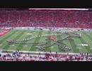 【ニコニコ動画】オハイオ州大学マーチングバンドによるアメフトのハーフタイムショーを解析してみた
