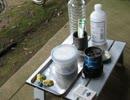 【ニコニコ動画】池でラーメン作ってきたよ!【一級河川ツーリング編2】を解析してみた