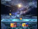 Shimitake(Pikachu) vs Lucia(Kirby)