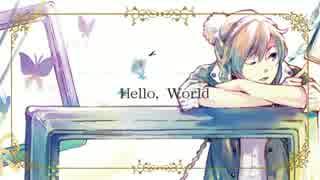 【クロスフェード】☪ Hello, World! / 天月-あまつき-【7/16(水)発売】