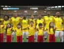 【ニコニコ動画】【高画質フルハイライト】ブラジル×オランダ 3位決定戦を解析してみた