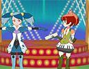 【無料】みならいディーバ(※生アニメ)第1話「みんな集まって生放送ですよ生放送!」