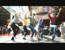 【ニコニコ動画】【RAB】フランス Japan Expo内でおジャ魔女カーニバルを踊ってみたを解析してみた