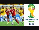 【James.R】vs Brazil 0704【2014 FIFA World Cup Brazil】