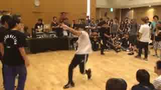 【バチバチの決勝戦!!!】 ドラゴンは遅刻 vs Rivalism 4 @町田バトル Vol.7
