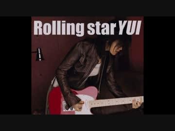 カラオケVer.】 Rolling star /...