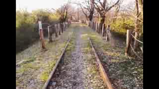 2014年03月03日 休線している西武安比奈線を追う - 廃線 Part3