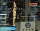 【水泳】 FINA Diving World Cup 2008 男子シンクロ10m・決勝