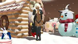 [MMD]グラニエさんで好き!雪!本気マジック