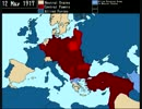 【ニコニコ動画】第一次世界大戦の経過を解析してみた